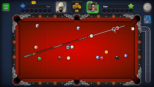 8 Ball Pool Mod Apk Unlimited Money+Cash+Cues Latest Version 2021 2