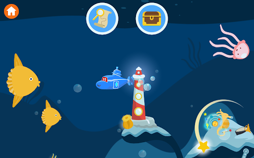 Carl the Submarine: Ocean Exploration for Kids  screenshots 14