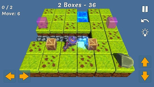 Push Box Magic – Free Puzzle Game 1.19 Android Mod APK 3