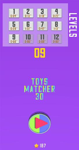 Toys Matcher 3D  screenshots 2