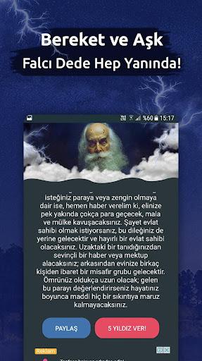 Falcu0131 Dede - Bedava Medyum Fal Bak android2mod screenshots 3