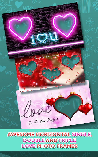 Love Photo frames Collage 1.09 Screenshots 12