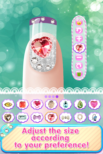 ud83dudc85ud83dudc85Princess Nail Makeup Salon 3.0.5017 screenshots 8