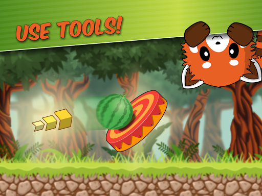 Red Panda: Casual Slingshot & Animal Logic Game  screenshots 13