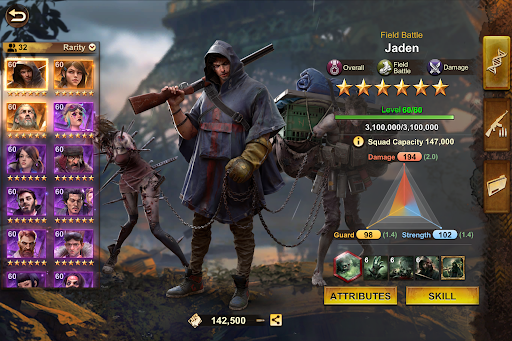 Doomsday: Last Survivors  screenshots 13