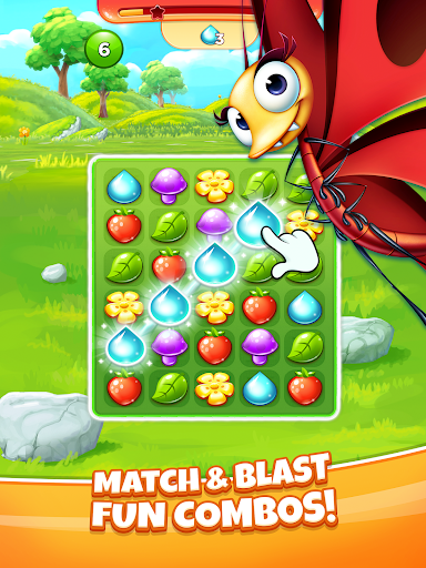 Best Fiends Stars - Free Puzzle Game 2.6.0 screenshots 9