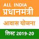 List for PM Awas Yojana  2021-22(All India)