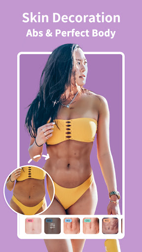 Perfect Me - Body Retouch&Face Editor&Selfie Tune apktram screenshots 3