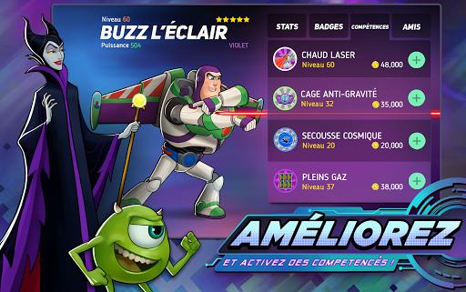 Code Triche Disney Heroes: Battle Mode apk mod screenshots 3