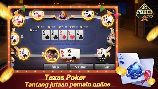JOJO Texas Domino Gaple QiuQiu Slots Free Game 1.5.1 Screenshots 2
