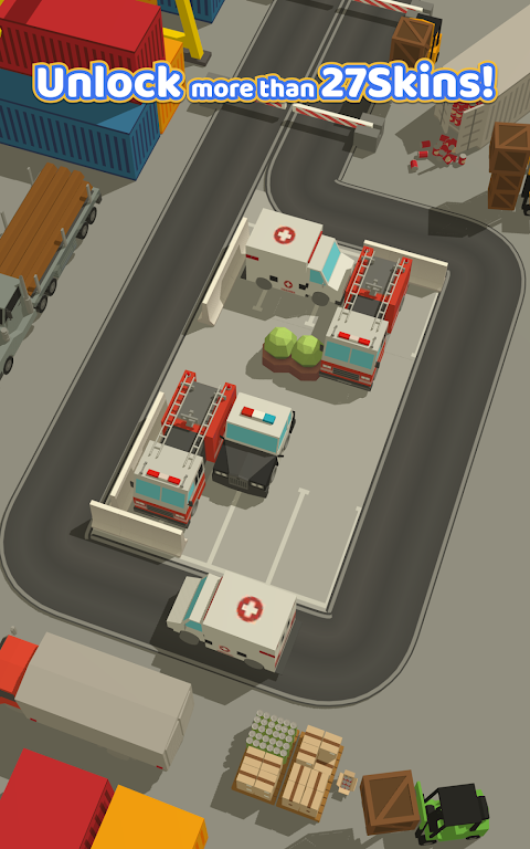 Parking Jam 3D poster 15