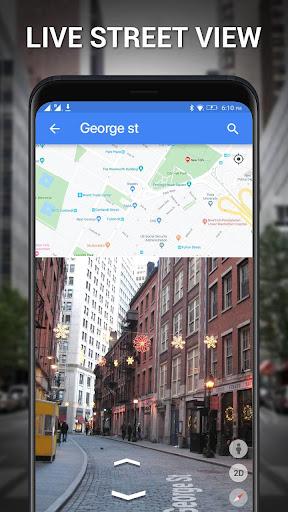 Street View - Earth Map Live, GPS & Satellite Map 1.0.9 Screenshots 5