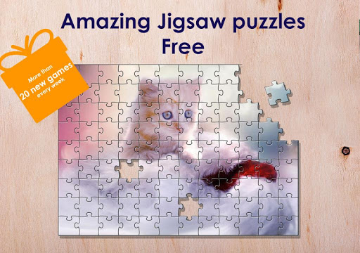 Amazing Jigsaw Puzzle: free relaxing mind games 1.78 screenshots 1