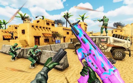 FPS Shooter Games 2020:New Counter Terrorist Game goodtube screenshots 1