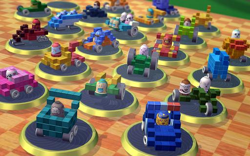Pixel Car Racing - Voxel Destruction 1.1.2 screenshots 15