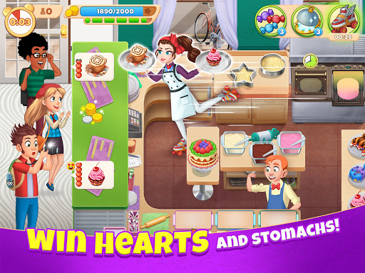 Cooking Diaryu00ae: Best Tasty Restaurant & Cafe Game 1.31.1 screenshots 9