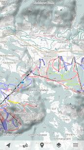 Trekarta offline maps for outdoor activities v2021.03.79 [Paid] 4