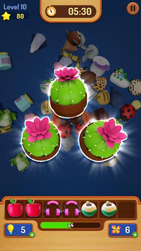 Happy 3D Match - Matching Puzzle screenshots 2