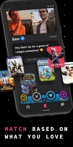 Kippo - The Dating App for Gamers 1.1.6 Screenshots 2