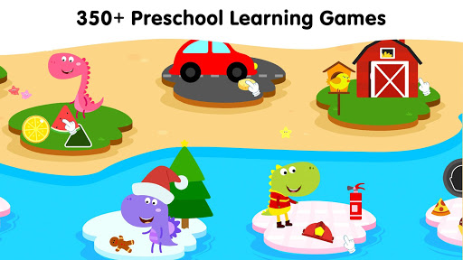 Baby Learning Games for 2, 3, 4 Year Old Toddlers 1.0 screenshots 1