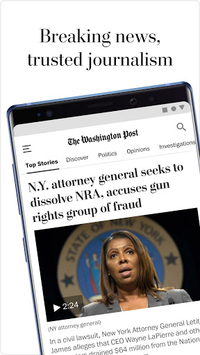 The Washington Post 5.6.0 Screenshots 1