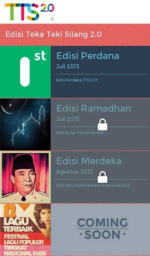 Teka Teki Silang 2.0 modavailable screenshots 14