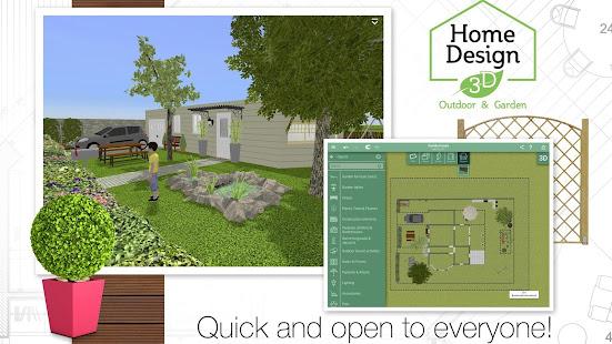 Home Design 3D Outdoor/Garden 4.4.1 Screenshots 12