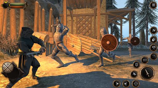 Ninja Hunter Assassin's: Samurai Creed Hero Games goodtube screenshots 6