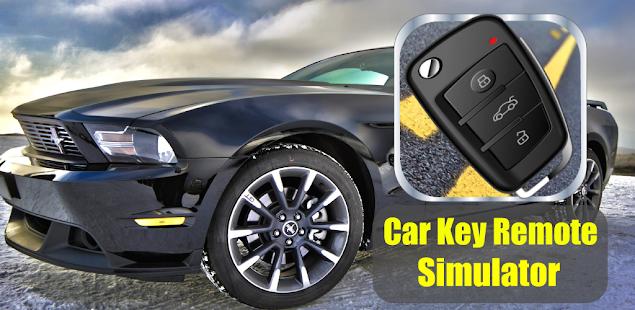 Car Key Lock Remote Simulator 1.17.7 Screenshots 1