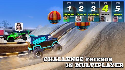 Monster Trucks Racing 2021  screenshots 2