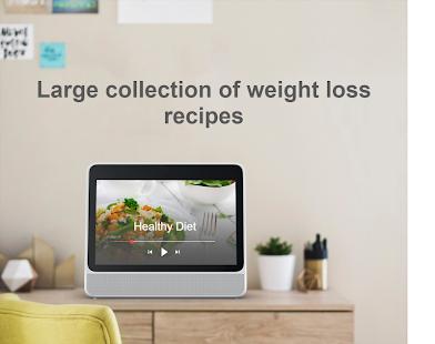 Diet Plan Weight Loss App
