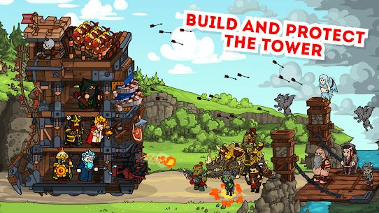 Towerlands v2.1.0 MOD (Money/Diamond) APK 1