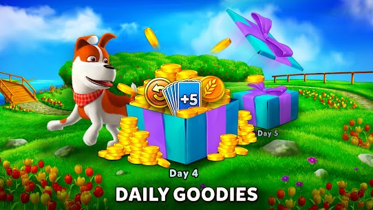 Solitaire Grand Harvest – Free Tripeaks Solitaire 8