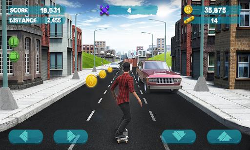 Street Skater 3D: 2 1.7.3 screenshots 1