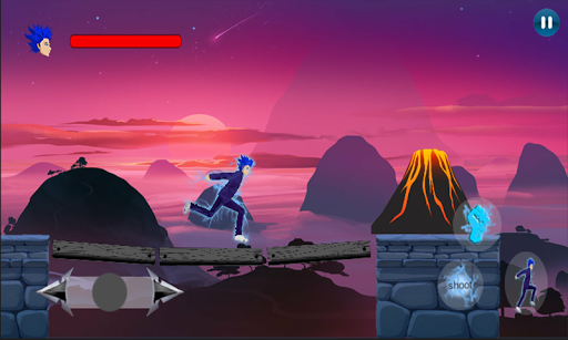 Super Ninja Sonicko Boy Lightning Power 1.0 screenshots 6