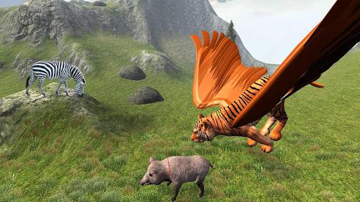Flying Tiger Family Simulator Game 1.0.6 screenshots 2
