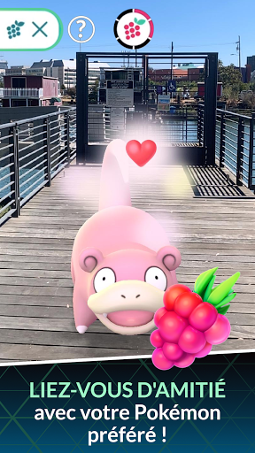 Pokémon GO  APK MOD (Astuce) screenshots 6
