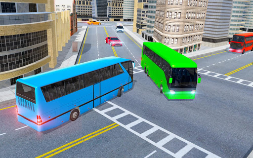 Coach Bus Simulator Games: Bus Driving Games 2021 1.5 screenshots 2