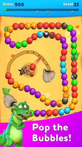 Marble Wild Friends - Shoot & Blast Marbles  screenshots 2