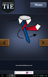 Tie a Tie Screenshot