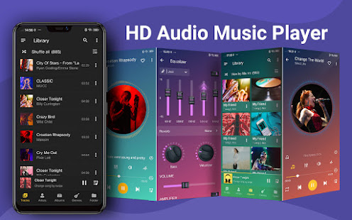 Music Player - MP3 Player & Audio Player
