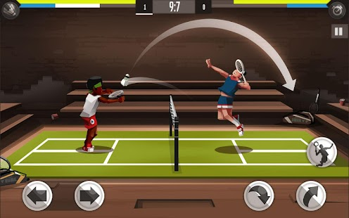 Badminton Liga Screenshot