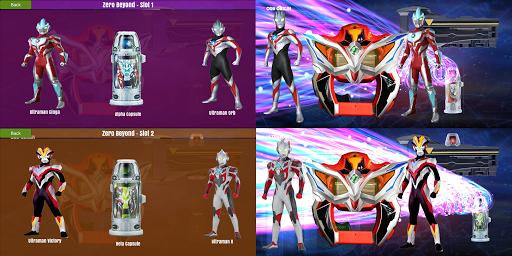 DX Ultraman Geed Riser Sim for Ultraman Geed 1.4 screenshots 7