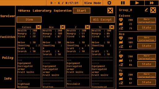 Télécharger Gratuit B.D.R.S Demo : Biological Disaster Response System  APK MOD (Astuce) screenshots 1