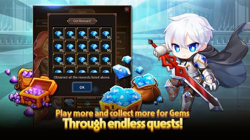 Weapon Heroes : Infinity Forge(Idle RPG)  screenshots 10