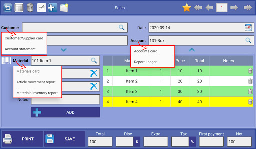 Business Accounting android2mod screenshots 1