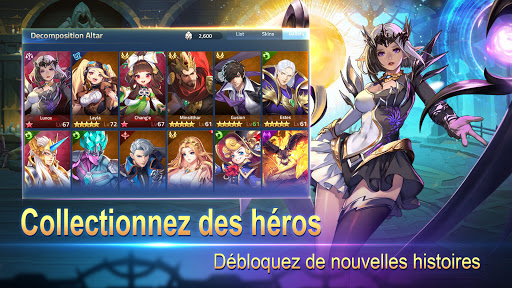 Code Triche Mobile Legends: Adventure (Astuce) APK MOD screenshots 4