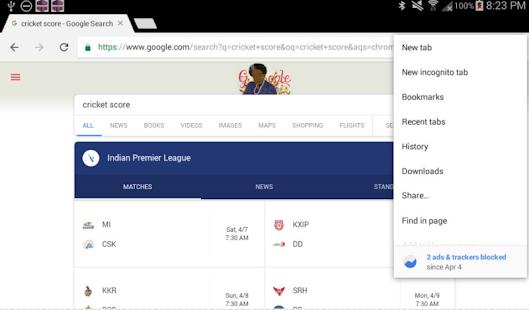 Kiwi Browser - Fast & Quiet  Screenshots 6