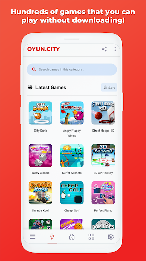 Mini Games - 560+ Free Game City screenshots apkspray 1