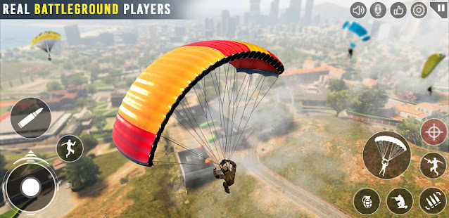 Commando Shooting Games 2021: Real FPS Free Games 21.6.3.0 Screenshots 2